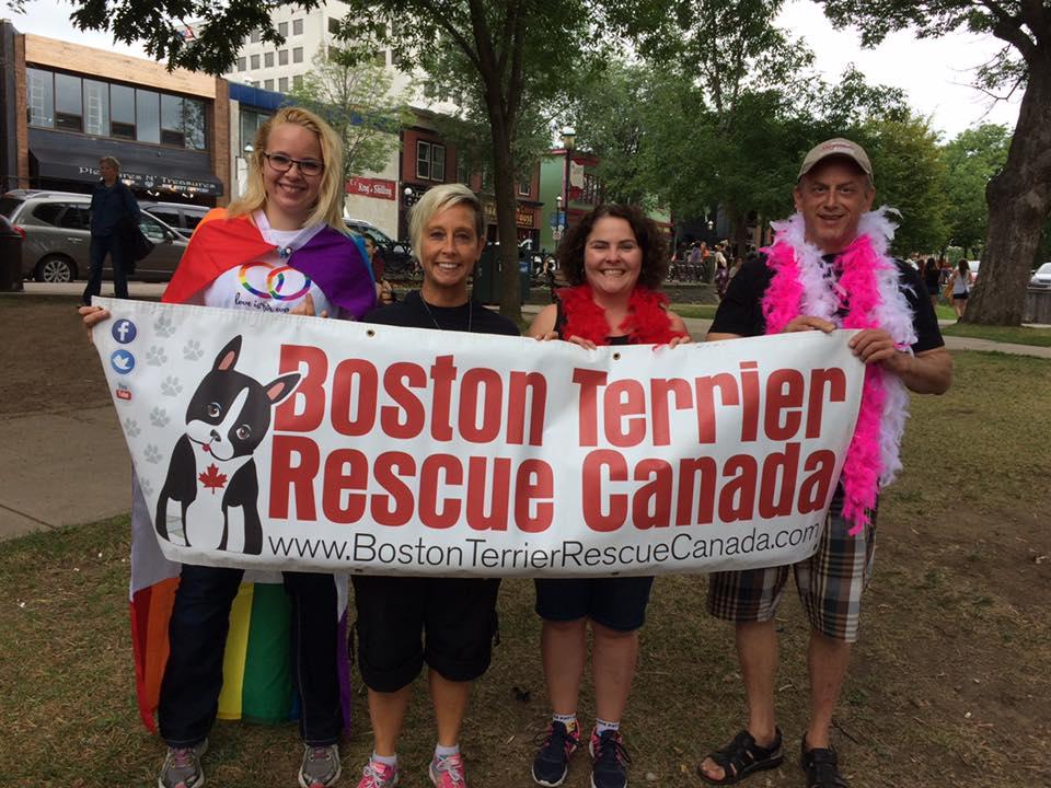BTRC at Fredericton Pride 2017